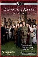 Cover image for Downton Abbey. Season 2, Complete