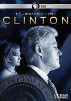 Cover image for American experience. Clinton