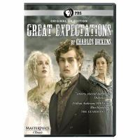 Cover image for Great expectations (Gillian Anderson version)