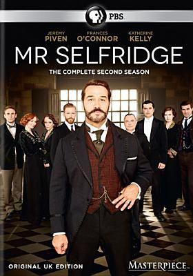 Cover image for Mr. Selfridge. Season 2, Complete [videorecording DVD]
