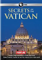 Cover image for Secrets of the Vatican [videorecording DVD]