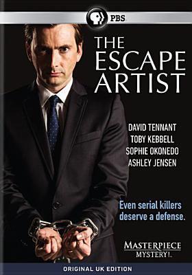 Cover image for The escape artist [videorecording DVD]