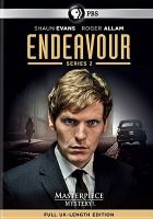 Cover image for Endeavour. Season 2, Complete [videorecording DVD]