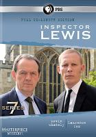 Cover image for Inspector Lewis. Season 7, Complete [videorecording DVD]