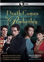 Cover image for Death comes to Pemberley [videorecording DVD]