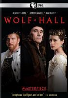 Cover image for Wolf Hall [videorecording DVD]