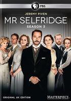 Cover image for Mr. Selfridge. Season 3, Complete