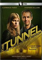 Imagen de portada para The tunnel. Season 1, Complete [videorecording DVD]