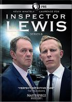 Cover image for Inspector Lewis. Season 8, Complete [videorecording DVD]
