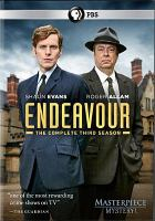 Cover image for Endeavour. Season 3, Complete [videorecording DVD]