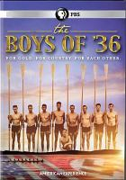 Cover image for The boys of '36 [videorecording DVD]
