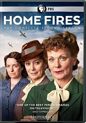 Cover image for Home fires. Season 2, Complete [videorecording DVD]