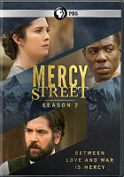 Cover image for Mercy Street. Season 2, complete [videorecording DVD]