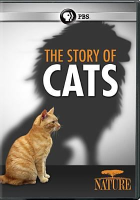 Cover image for The story of cats [videorecording DVD]