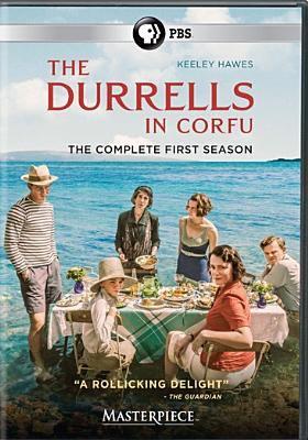 Cover image for The Durrells in Corfu. Season 1, Complete [videorecording DVD]
