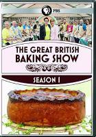 Imagen de portada para The great British baking show. Season 1, Complete [videorecording DVD]
