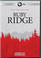 Cover image for Ruby Ridge [videorecording DVD]