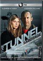 Cover image for The tunnel. Season 2, Complete [videorecording DVD] : Sabotage