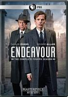 Cover image for Endeavour. Season 4, Complete [videorecording DVD]