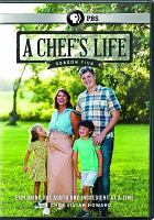 Cover image for A chef's life. Season 5, Complete [videorecording DVD]