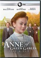 Cover image for Anne of Green Gables [videorecording DVD] : Fire & dew