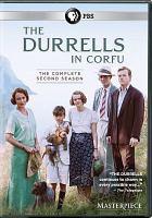 Cover image for The Durrells in Corfu. Season 2, Complete [videorecording DVD]