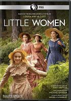 Cover image for Little women [videorecording DVD] (Maya Hawke version)