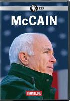 Cover image for McCain [videorecording DVD]