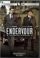 Cover image for Endeavour. Season 5, Complete [videorecording DVD]