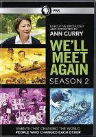 Cover image for We'll meet again. Season 2 [videorecording DVD]