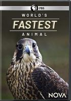 Cover image for World's fastest animal [videorecording DVD]