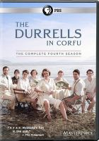 Cover image for The Durrells in Corfu. Season 4, Complete [videorecording DVD]