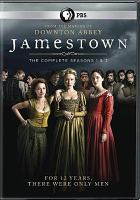 Cover image for Jamestown. Seasons 1 & 2, Complete [videorecording DVD]