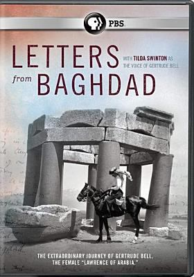 Cover image for Letters from Baghdad [videorecording DVD]