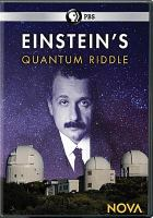 Cover image for Einstein's quantum riddle [videorecording DVD]