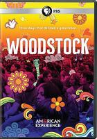 Cover image for Woodstock [videorecording DVD] : three days that defined a generation