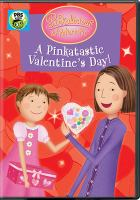 Cover image for Pinkalicious & Peterrific [videorecording DVD] : A Pinkatastic Valentine's Day!.