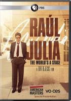 Cover image for RaÔul JuliÔa : the world's a stage [videorecording DVD]