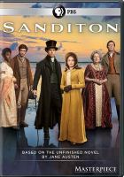 Cover image for Sanditon [videorecording DVD]