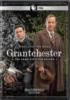 Cover image for Grantchester. Season 5, Complete [videorecording DVD]