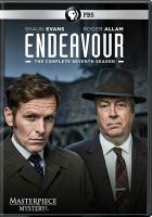 Cover image for Endeavour. Season 7, Complete [videorecording DVD]