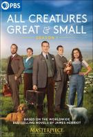 Cover image for All creatures great & small. Season 1, Complete [videorecording DVD] (Samuel West version)