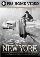 Cover image for New York [videorecording DVD] : a documentary film