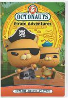 Cover image for Octonauts [videorecording DVD] : Pirate adventures.