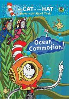 Cover image for The cat in the hat knows a lot about that! [videorecording DVD] : Ocean commotion!