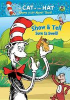 Cover image for The cat in the hat knows a lot about that [videorecording DVD] : Show & tell sure is swell!