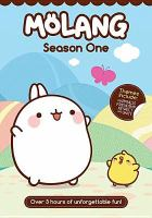 Cover image for Molang. Season 1, Complete [videorecording DVD].