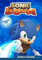 Imagen de portada para Sonic boom. Season 1, Volume 1 [videorecording DVD]