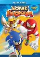 Cover image for Sonic boom. Season 1, Vol. 2 [videorecording DVD].