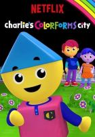 Cover image for Charlie's Colorforms City [videorecording DVD] : Meet Charlie.